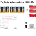 2. 7 x Denim Volumentabak Tobacco & More Hamburg Angebote