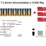 2. 7 x Denim Volumentabak Tobacco & More Hamburg Angebote